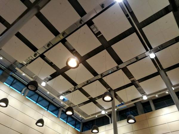 Photograph - Ikea Ceiling  by Rosita Larsson