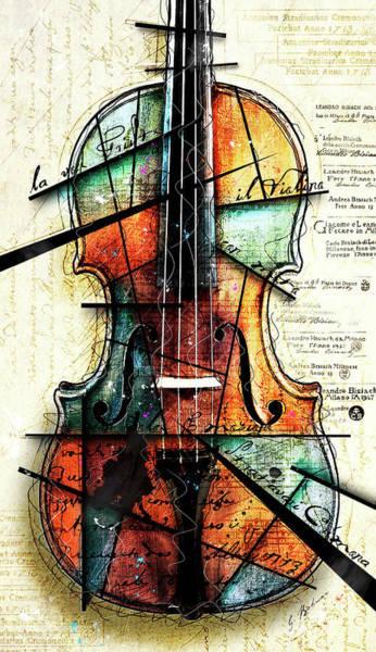 Wall Art - Digital Art - Il Cuore Di Cremona by Gary Bodnar