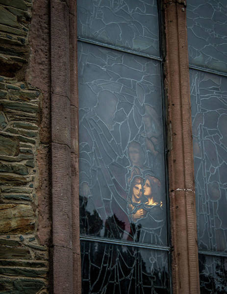 Photograph - Illumination Stained Glass by Susie Weaver
