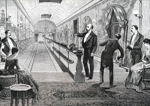 Wall Art - Photograph - Illustration Depicting King Edward Vii by Uig