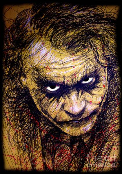 Wall Art - Photograph - I'm A Joker by Al Bourassa