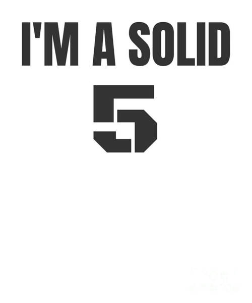 Ugly Digital Art - Im A Solid 5  by Mike G