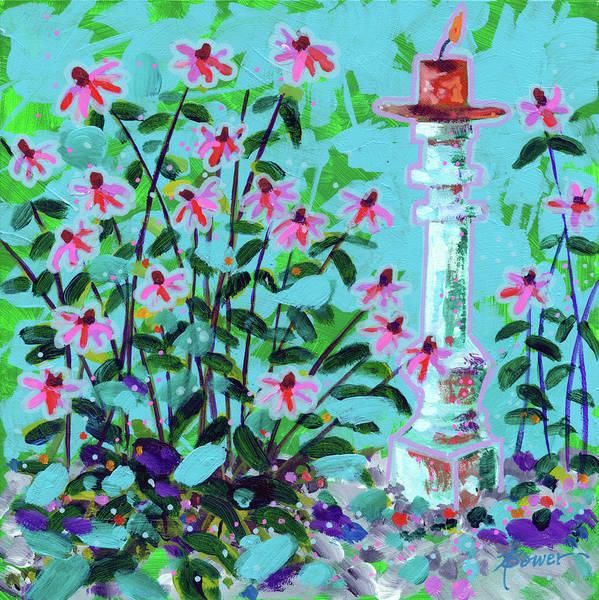 Painting - I'm Gonna Shine  by Adele Bower