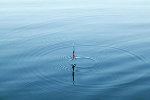 Fishing Tackle Photograph - Ima35566 by Charlie Drevstam