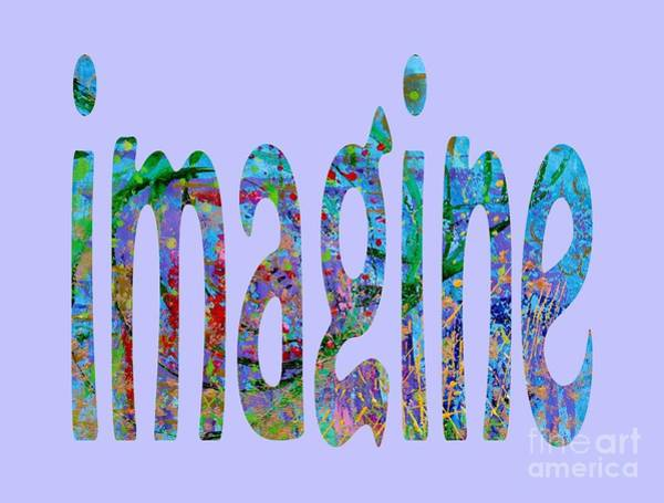 Painting - Imagine 1006 by Corinne Carroll