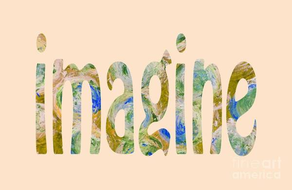 Painting - Imagine 1009 by Corinne Carroll