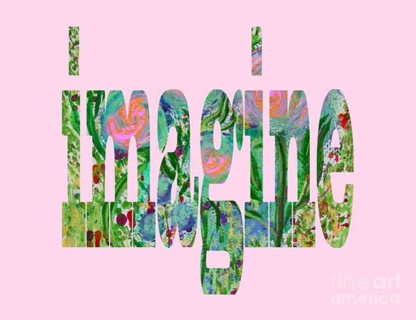 Imagine 1011 Art Print