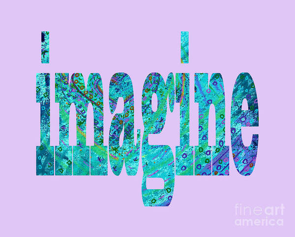 Painting - Imagine 1013 by Corinne Carroll