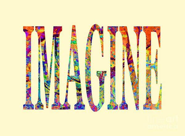 Painting - Imagine 1014 by Corinne Carroll