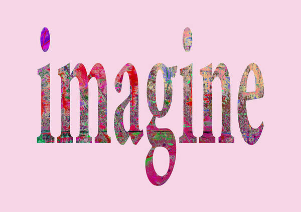 Painting - Imagine1012 by Corinne Carroll