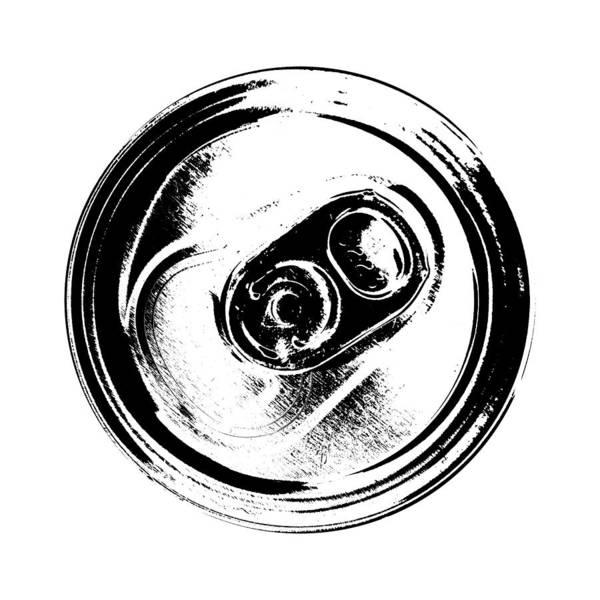 Beer Can Digital Art - Imbibe by DM Davis