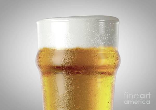 Wall Art - Digital Art - Imperial Pint Beer Pint by Allan Swart