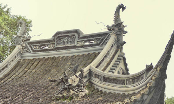 Photograph - Imperial Roof by JAMART Photography