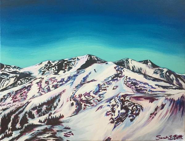 Painting - Imperial Views, Breck by Sarah E Bott