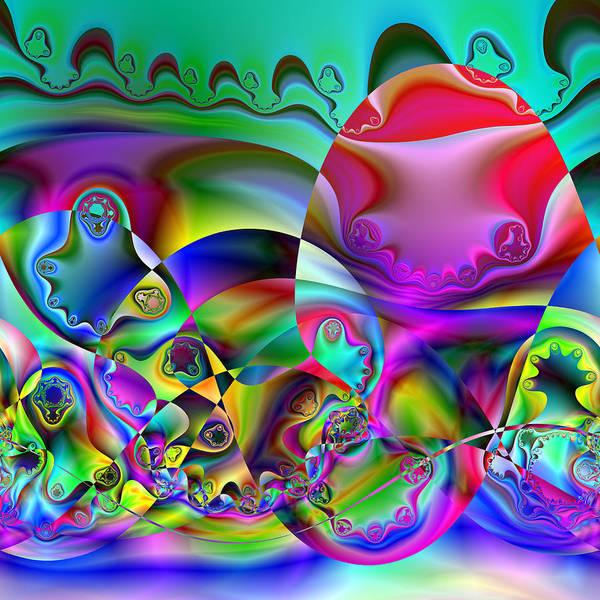 Digital Art - Implatters by Andrew Kotlinski
