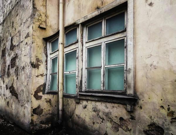 Spout Digital Art - Impressed Window by Ole Klintebaek
