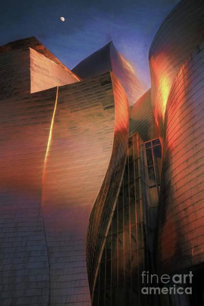 Wall Art - Photograph - Impressions Of Spain, Bilbao No1 by Philip Preston