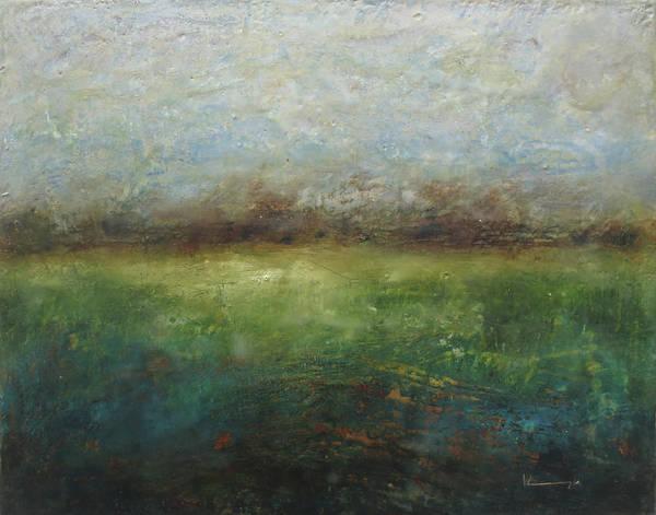 Kavanaugh Painting - Improvisation #59 by Keith Kavanaugh