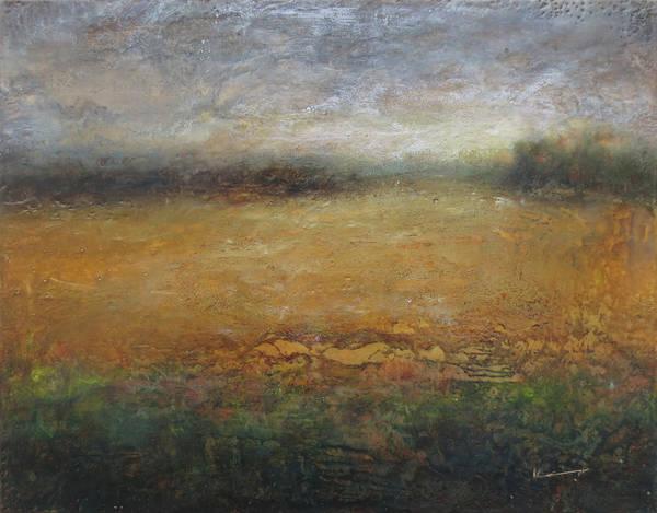 Kavanaugh Painting - Improvisation #60 by Keith Kavanaugh