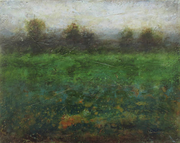 Kavanaugh Painting - Improvisation #66 by Keith Kavanaugh