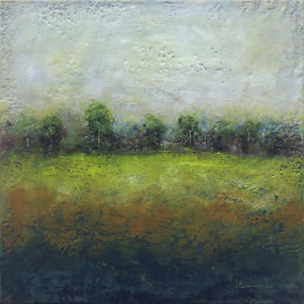 Kavanaugh Painting - Improvisation #71 by Keith Kavanaugh