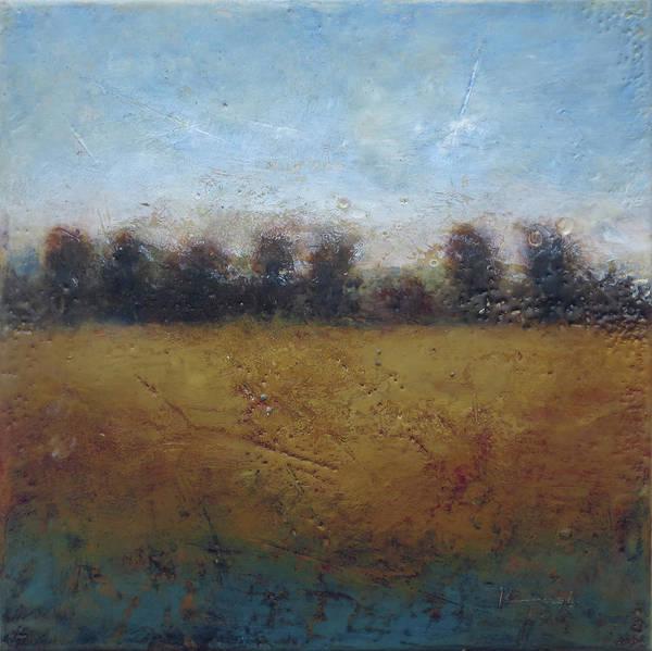 Kavanaugh Painting - Improvisation #72 by Keith Kavanaugh