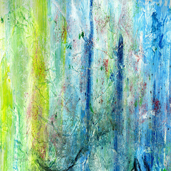 Painting - In All Creation by Sannel Larson