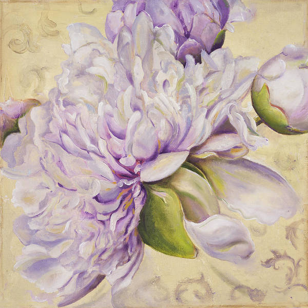 Wall Art - Painting - In Bloom I by Patricia Pinto