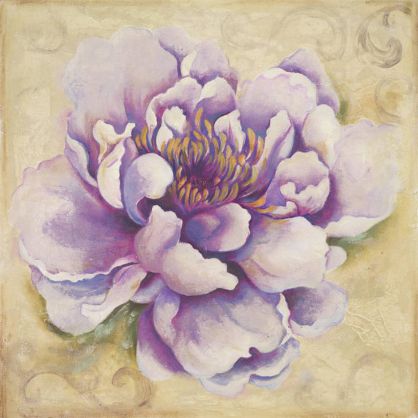 Wall Art - Painting - In Bloom II by Patricia Pinto