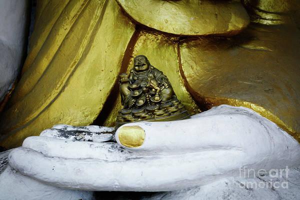 Wall Art - Photograph - In Buddha's Hand IIi by Dean Harte