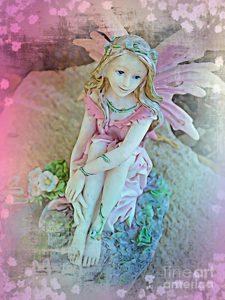 Twig Mixed Media - In Fairyland by Trudee Hunter