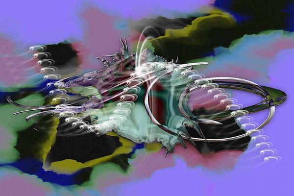 Mixed Media - In Harmony by Marvin Blaine