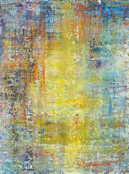 Wall Art - Painting - In My Arms by Derek Kaplan