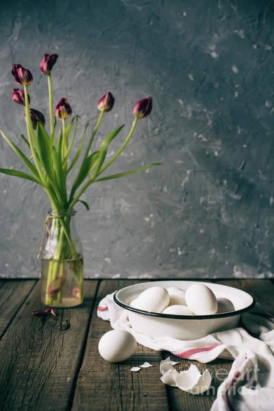 Home Interior Photograph - In My Kitchen by Alena Gusakova