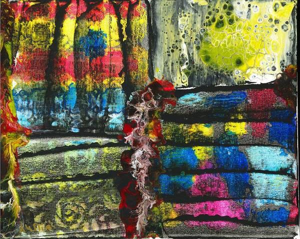 Painting - In My Wardrobe by Angelika GAIGL