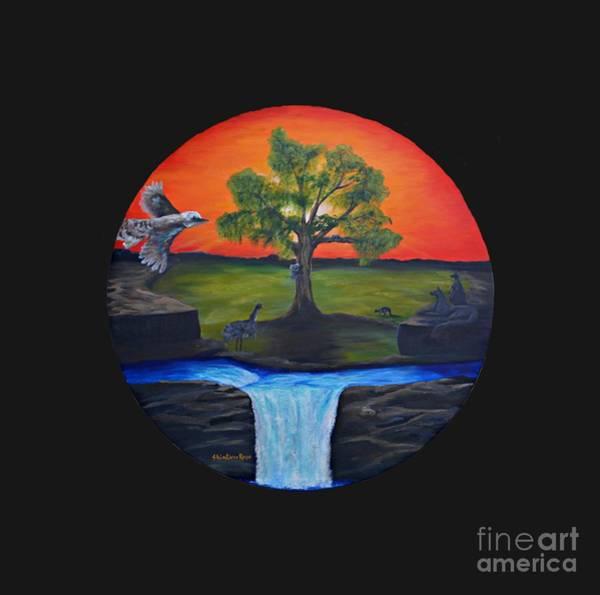 Shintararose Wall Art - Painting - In Your Hands by Sabine ShintaraRose