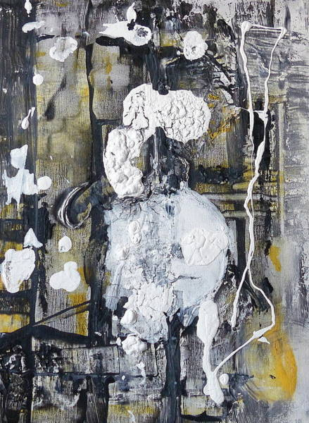 Painting - In Sheep's Clothing by 'REA' Gallery