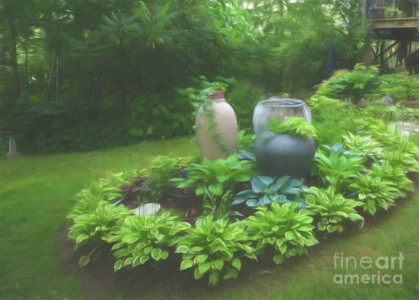 Photograph - In Summer Shade by Marilyn Cornwell
