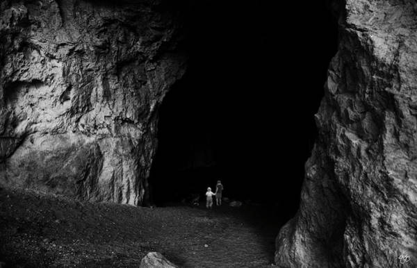 Photograph - In The Cavern - Ruggles Mine by Wayne King