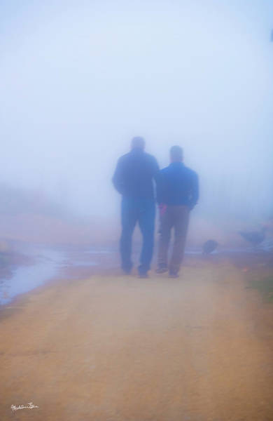 Wall Art - Photograph - In The Mist 1 by Madeline Ellis