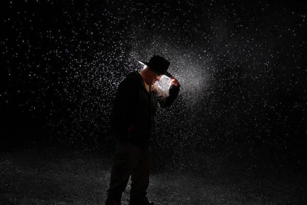 Photograph - In The Rain by Dan Friend