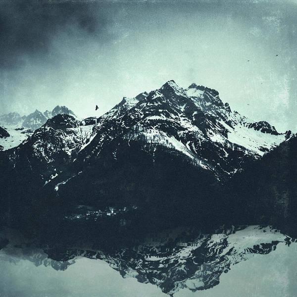 Photograph - In The Shadow Of The Mountain by Dirk Wuestenhagen