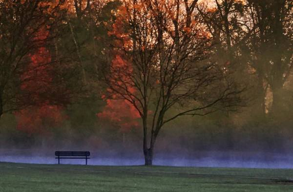 Photograph - In The Still Of The Morning by Jack Wilson
