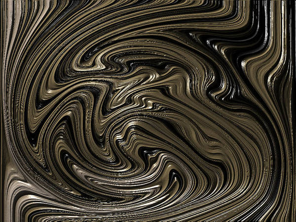 Digital Art - In Utero by Jeff Iverson
