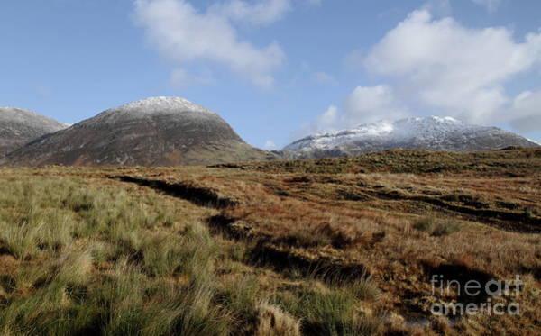 Photograph - Inagh Valley Connemara by Peter Skelton