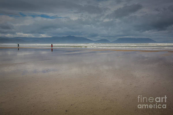 Wall Art - Photograph - Inch Beach by Eva Lechner