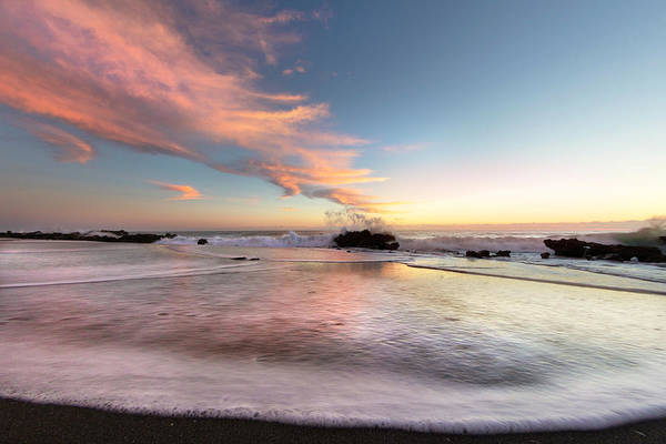 Wall Art - Photograph - Incoming Tide by Debra and Dave Vanderlaan