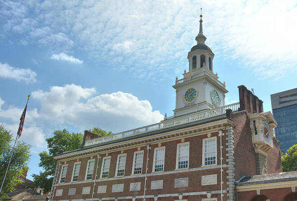 Photograph - Independence Hall by JAMART Photography