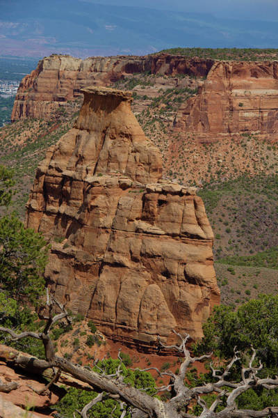 Photograph - Independence Rock 2 by Marie Leslie