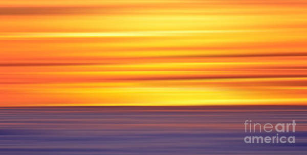 Blast Wave Wall Art - Photograph - India - Abstract Sunset by Stefano Senise
